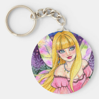 Key Chain Butterfly Fairy Fantasy by Ann Howard