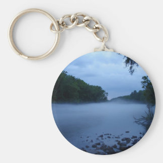 Key Chain - Chattahoochee River Mist