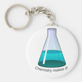 Key chain: Chemistry makes it!