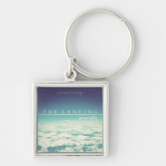 """Key chain - cover version """"The Landing (Special Ed"""