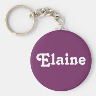 Key Chain Elaine