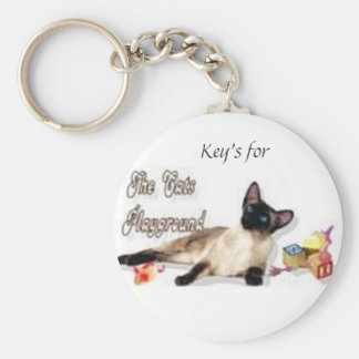 Key-chain for a Catlover Keychain