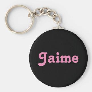 Key Chain Jaime