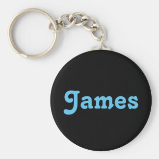 Key Chain James