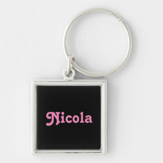 Key Chain Nicola