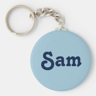 Key Chain Sam