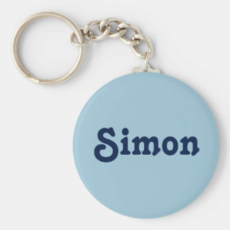 Key Chain Simon