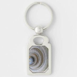 Key Chain--Spiral Staircase Keychain