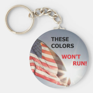 key chain  these colors won't run
