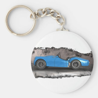 Key chain TriumphTr2-Side