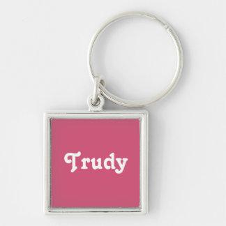 Key Chain Trudy