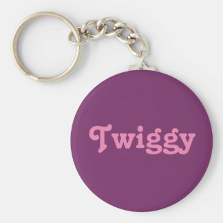 Key Chain Twiggy