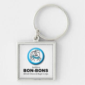 Key Chain with Bon-Bon Logo