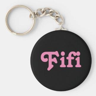 Key Chan Fifi Keychain