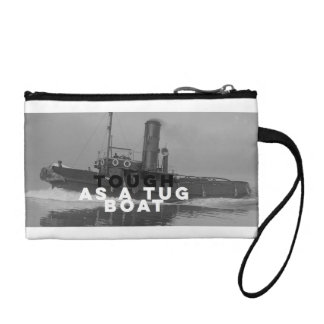 Key Coin Clutch Bag Bag Tough As A Tugboat Coin Wallet