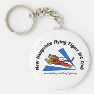 Key fobs with NH Flying Tigers logo