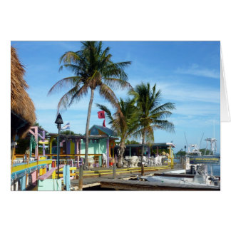 Key Largo Card