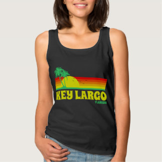 Key Largo Florida Tank Top