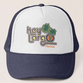 Key Largo Trucker Hat