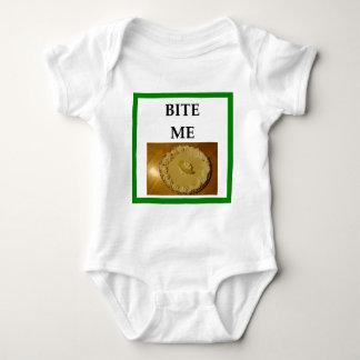 key lime baby bodysuit