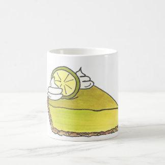 Key Lime Pie Slice Mug