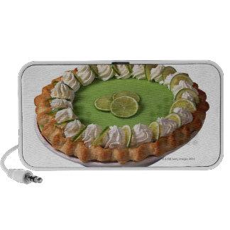 Key lime pie portable speakers