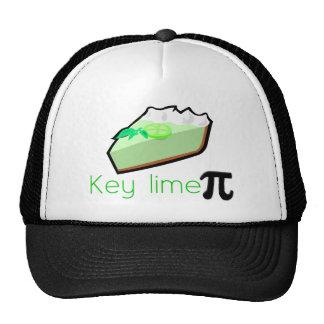 Key Lime Pie Trucker Hat