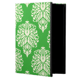 Key Lime Southern Cottage Damask iPad Air Covers