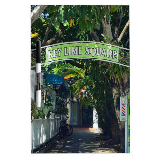 Key Lime Square Dry Erase Boards