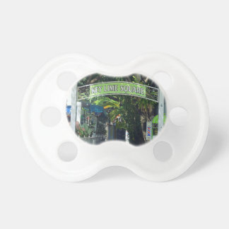 Key Lime Square Pacifiers