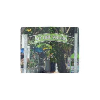 Key Lime Square Pocket Moleskine Notebook