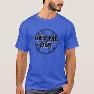"""Key me Out"" Bluescreen VFX Shirt"