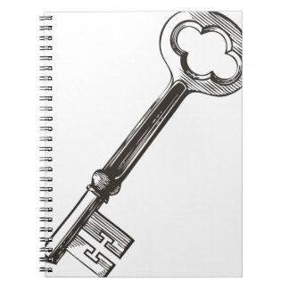 key notebook