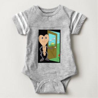 Key Opens a Door to Better Life Baby Bodysuit