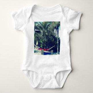 Key Rest Baby Bodysuit
