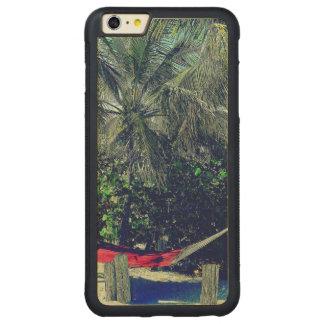 Key Rest Carved® Maple iPhone 6 Plus Bumper Case