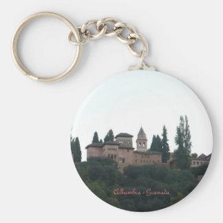 key ring Alhambra - Granada - Spain