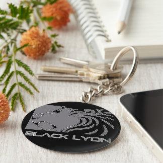 key ring black Lyons