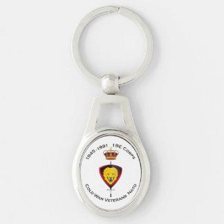 Key-ring CWVNato Keychain