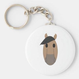 Key ring horse