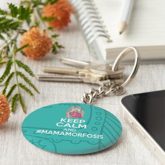 Key ring Keep Calm and Mamamorfosis