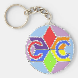 Key-ring of the Club of the Cousins Keychain
