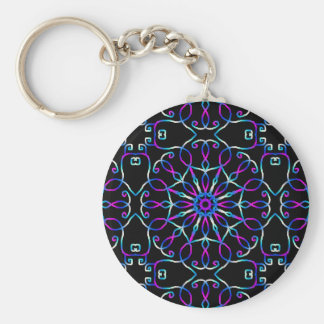 Key-ring Psychedelic Vision Drill 2 Keychain