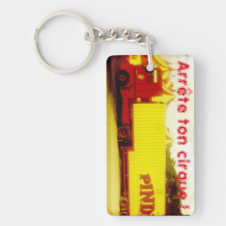 KEY-RING - Stops your circus! Keychain