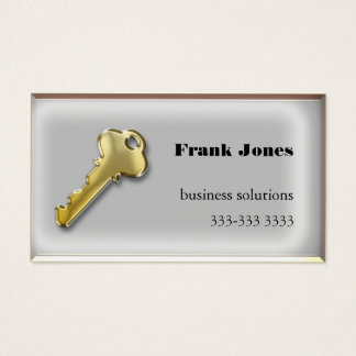 Key Solutions Business Card