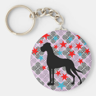 Key supporter Dogge Keychain