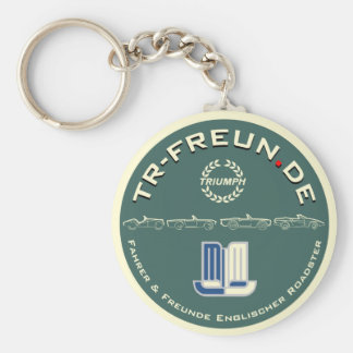 Key supporter of TR-friends Keychain