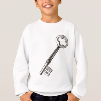 key sweatshirt