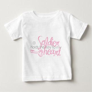 Key to my heart shirts