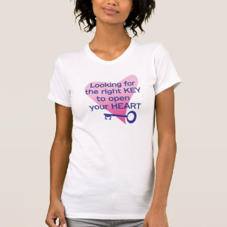 Key To Open Your Heart T-Shirt